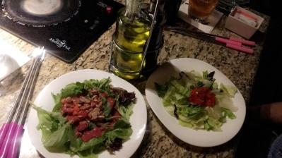 melting pot salads